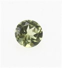 Peridot Facet 3 mm