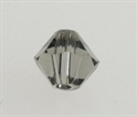 Swarovski 4 mm Diamant (sort klar)